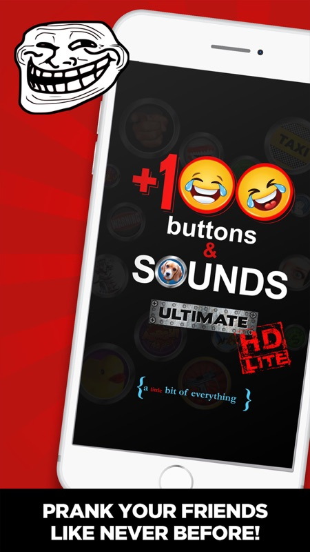 100 Buttons and Sound Effects - Online Game Hack and Cheat