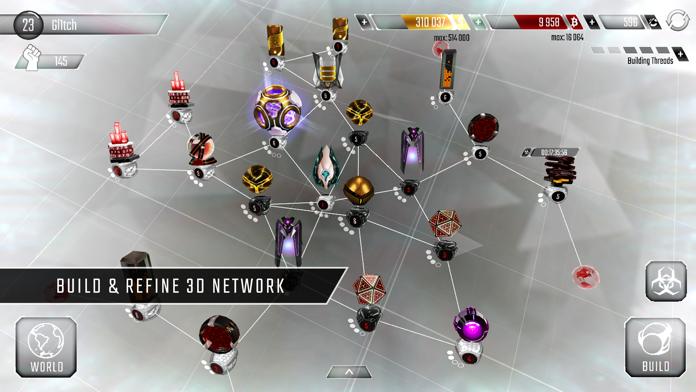 Hackers - Join the Cyberwar! Screenshot