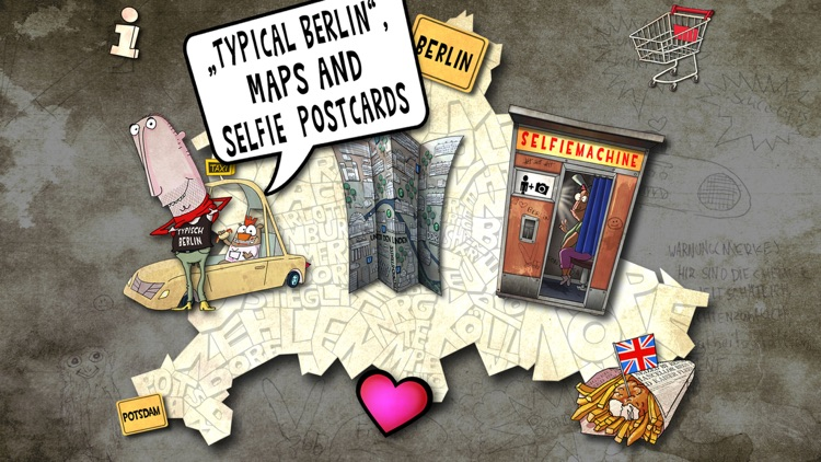 Ucity-Berlin: the other city guide screenshot-0