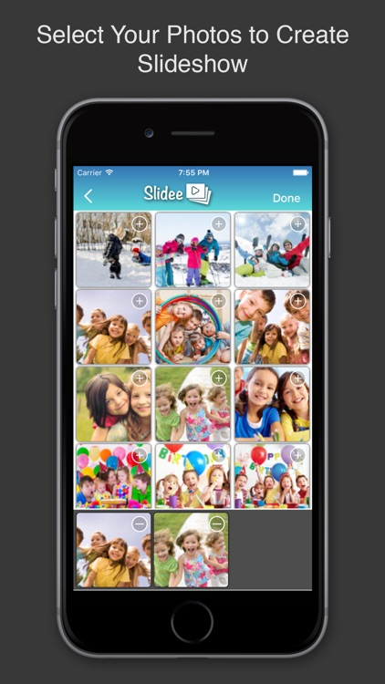 Slidee Pro Easy Photo Slideshow Maker with Music screenshot-4
