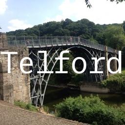 hiTelford: offline map of Telford