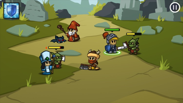 Battleheart screenshot-1