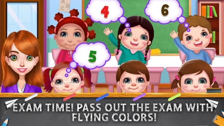 Crazy School Teacher Game screenshot-3