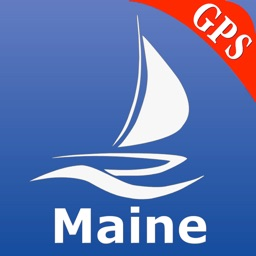 Maine GPS Nautical Charts