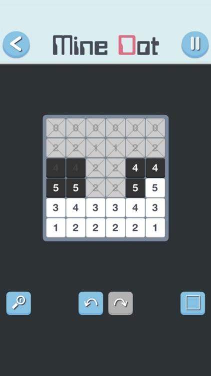 MineDot(Fill-a-Pix)