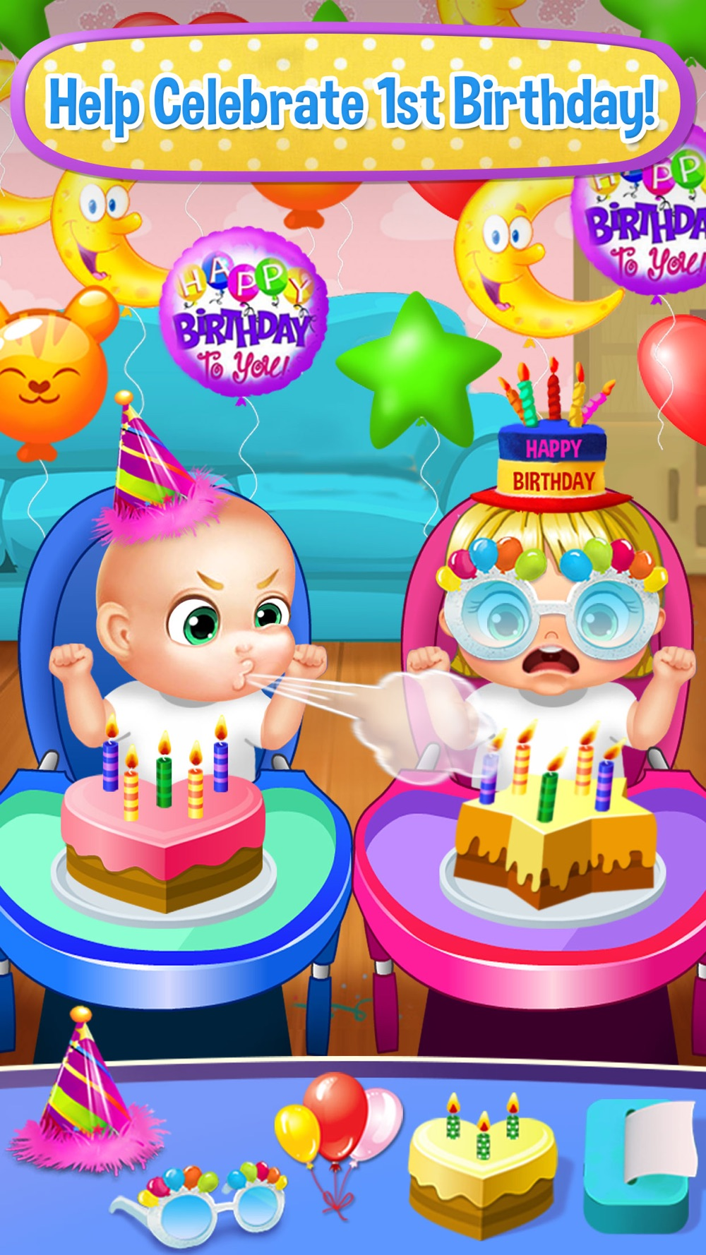 Baby Twins – Newborn Feed, Care & Two Terrible Cheat Codes