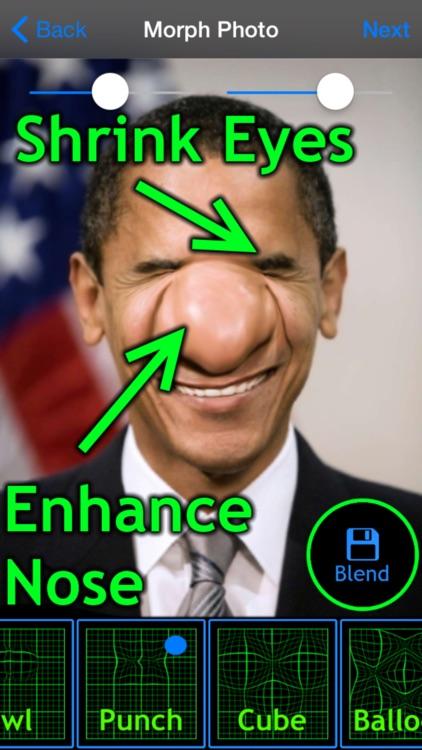 Funny Face Maker Booth - Make fun creepy photos