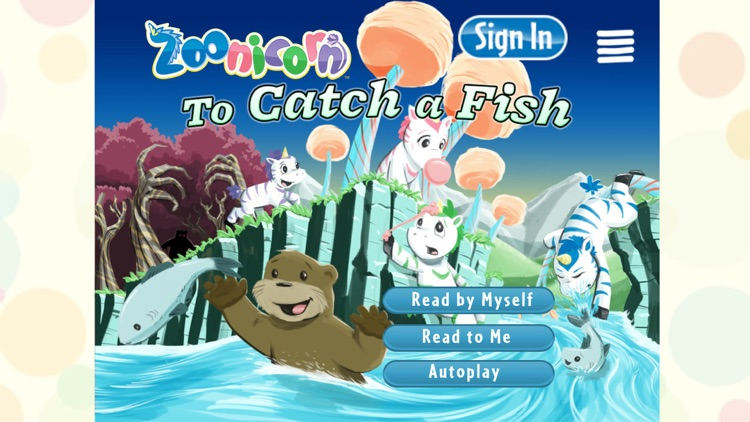 To Catch A Fish - Premium Children's Story