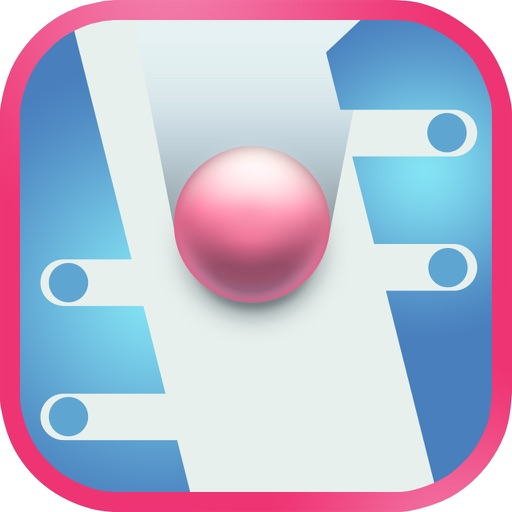 Freefall Ball - Casual Endless Infinity Arcade icon