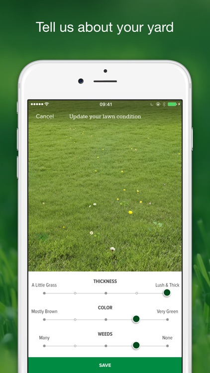 My Lawn: A Guide to Lawn Care screenshot-3