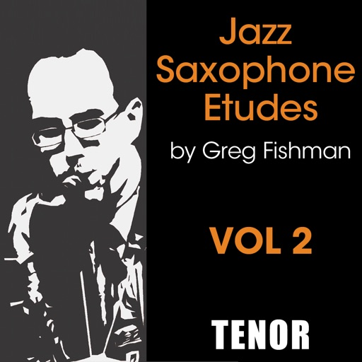 Jazz Saxophone Etudes Volume 2 Tenor