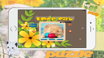 Big cats puzzles jigsaw everyday for toddler screenshot one