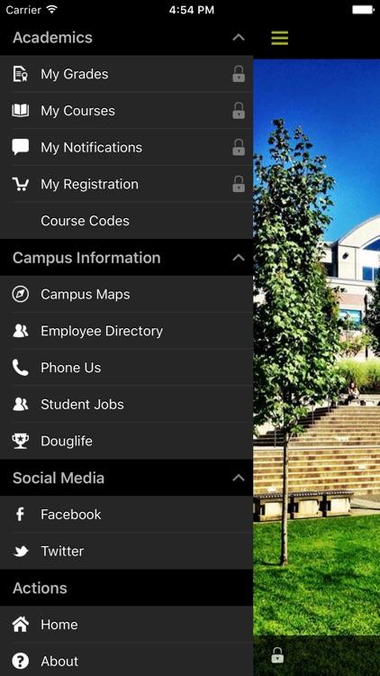 Douglas College Mobile