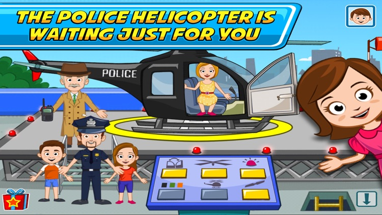 My Town : Police screenshot-4