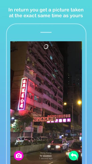 PhotoSwap screenshot two