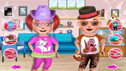 点击获取Princess kids Twins Tailor Celebrity Dress up Salon & Fashion Designer Boutique