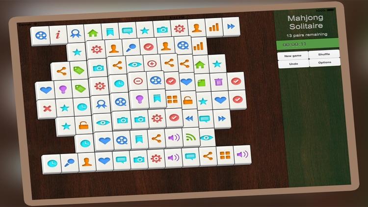 Magic Mahjong Solitaire Classic screenshot-3