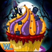 Codes for Cupcake Maker Story:Halloween kitchen Cooking game Hack