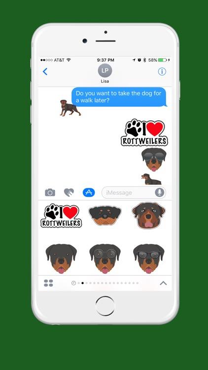 Rottweiler Emoji