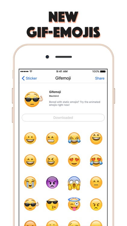 Kika Keyboard - Emoji Keyboard for iMessage screenshot-0