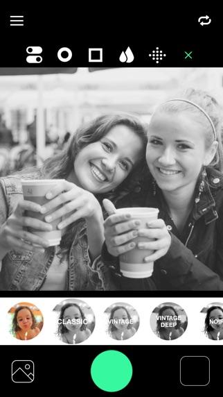 Screenshot #2 pour BlackCam - Black&White Camera