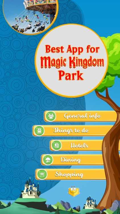 Best App for Magic Kingdom Park screenshot-1