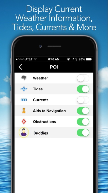 PRO CHARTS - Marine Navigation screenshot-3