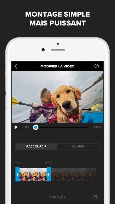 download Splice - Outil d'édition de vidéos par GoPro apps 1