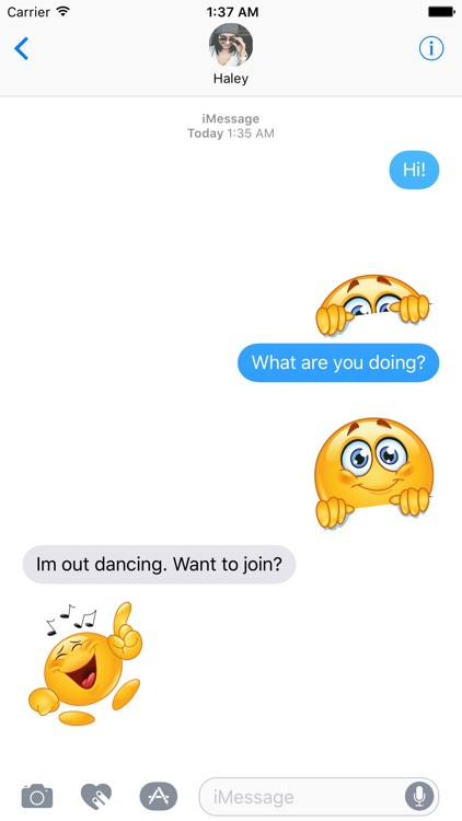 Animated Emoji Megapack - Stickers for iMessage