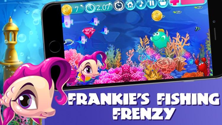 Frankie's Fishing Frenzy
