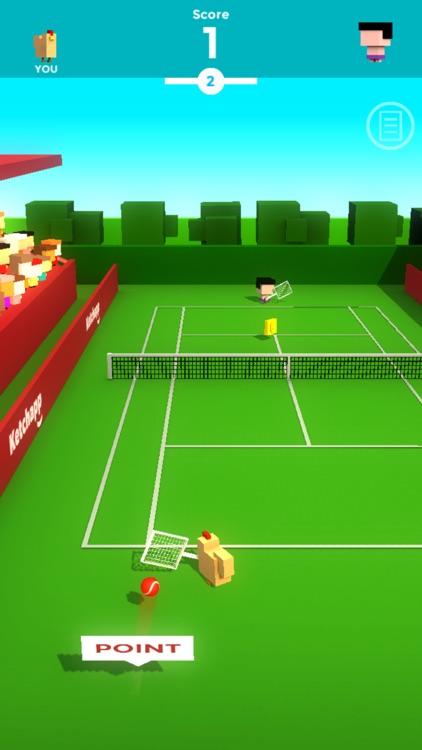 Ketchapp Tennis screenshot-4