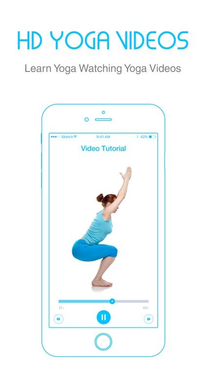 Yoga For Weight Loss Beginners screenshot-3