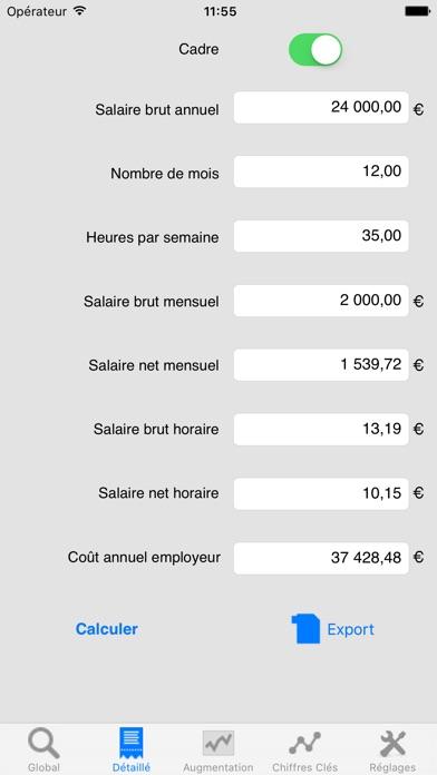 download Salaire Net / Brut (Pro) apps 1