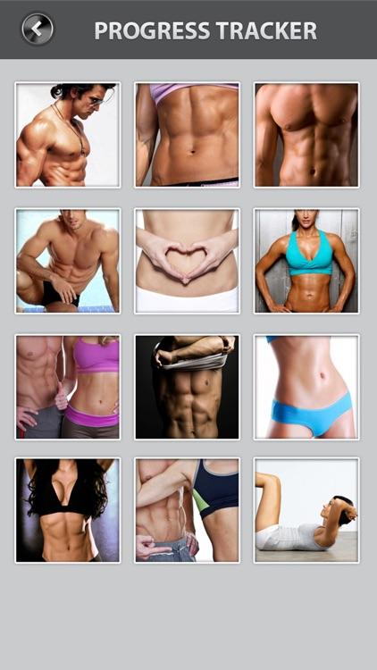Belly Fat Burner Six Pack Workout Exercise screenshot-3