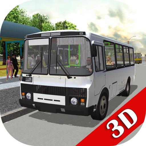Симулятор Автобуса 3D 2016