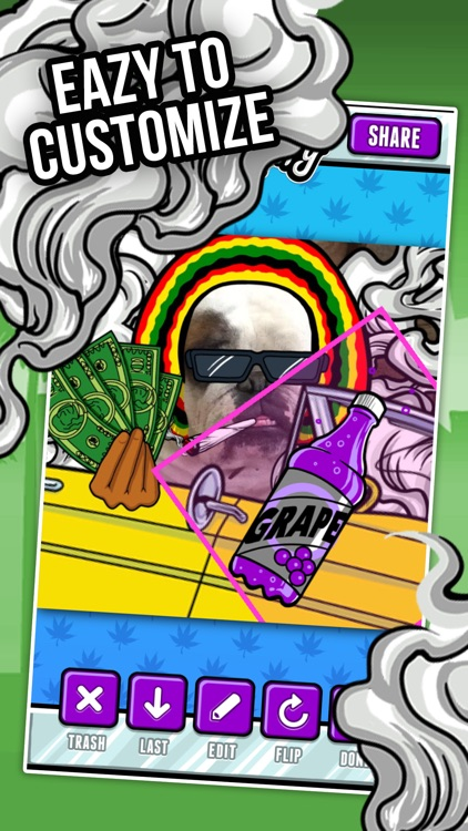 Snoop Dogg's Snoopify Mobile Photo App! screenshot-3