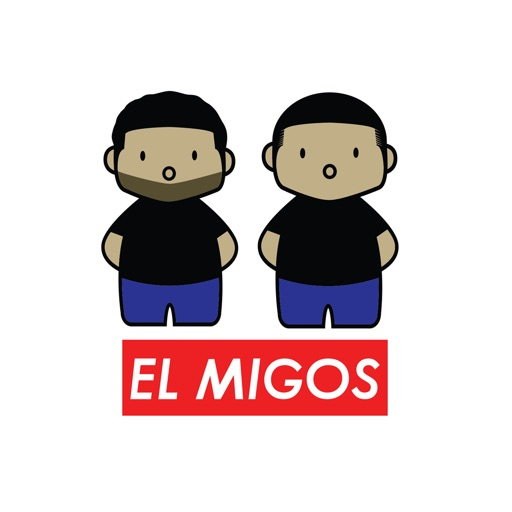El Migos Stickers