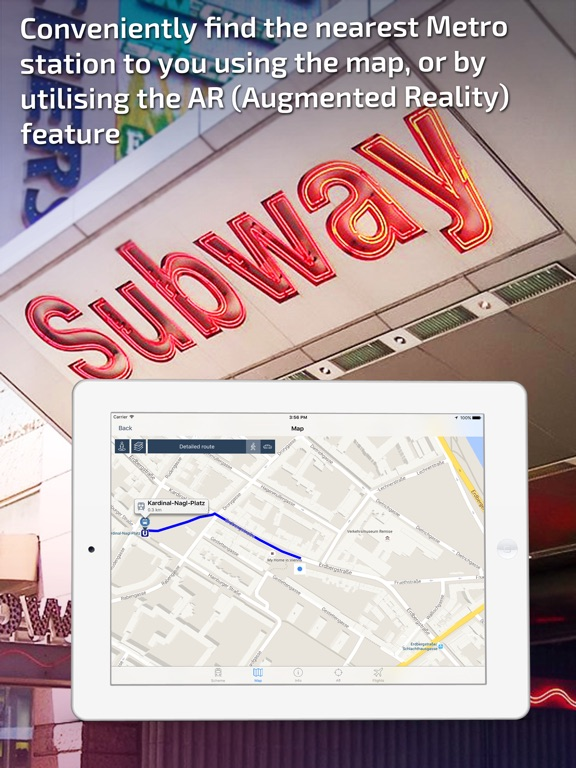 Vienna U-Bahn Guide and Route Planner-ipad-3