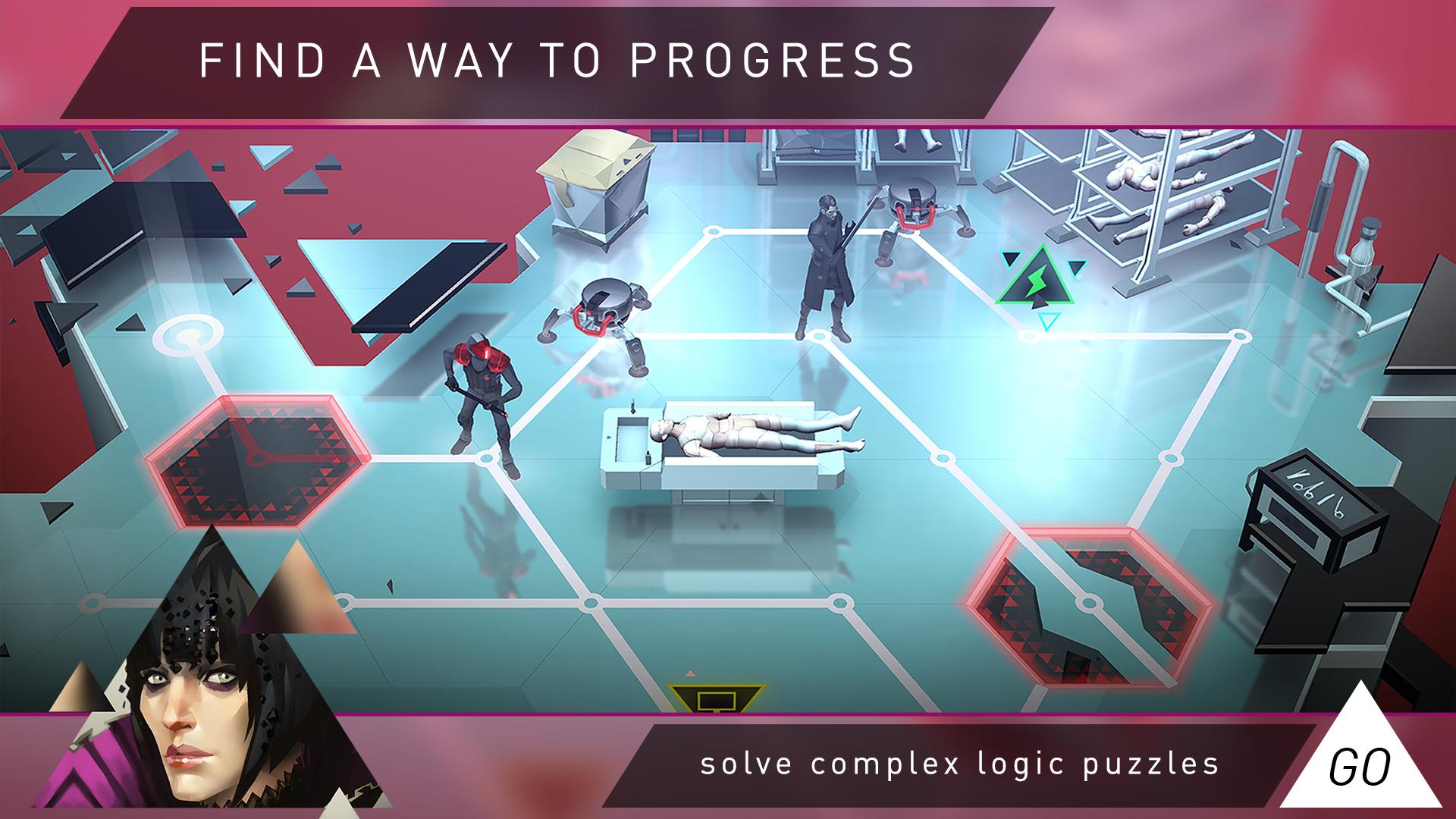 Deus Ex GO screenshot 13