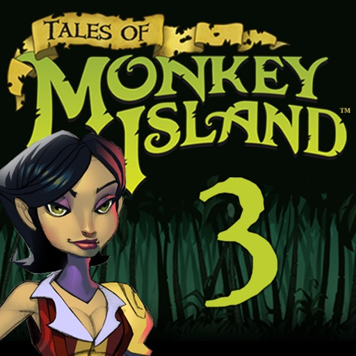 Monkey Island Tales 3