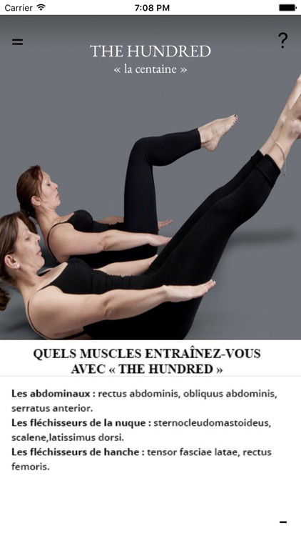 38 Pilates Positions screenshot-2