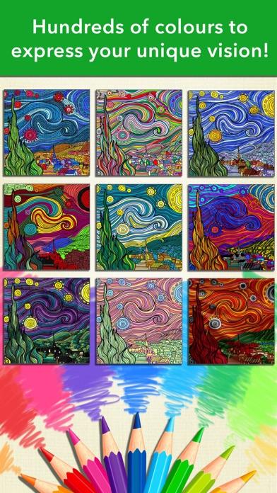 Zen Colouring for Adults screenshot four