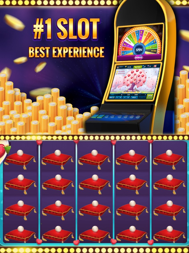 Love Day Slot Machine Screenshot