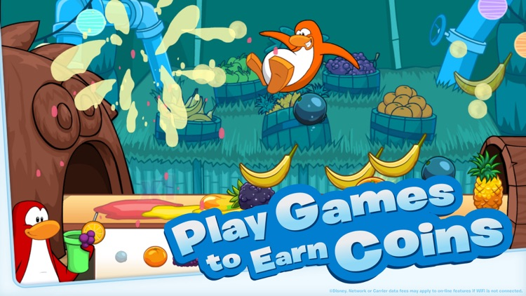 Club Penguin screenshot-2