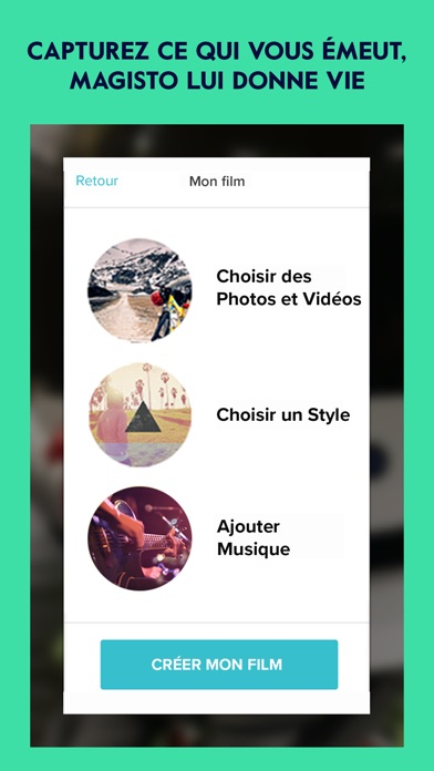 download Magisto Montage Vidéo & Photos apps 1