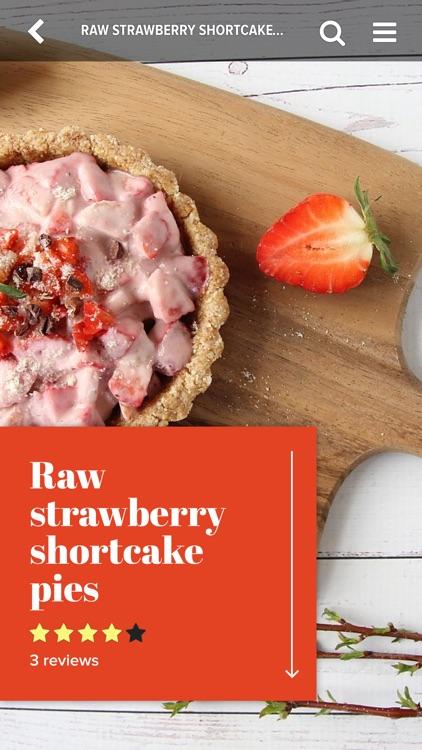 Rawtarian's Raw Recipes