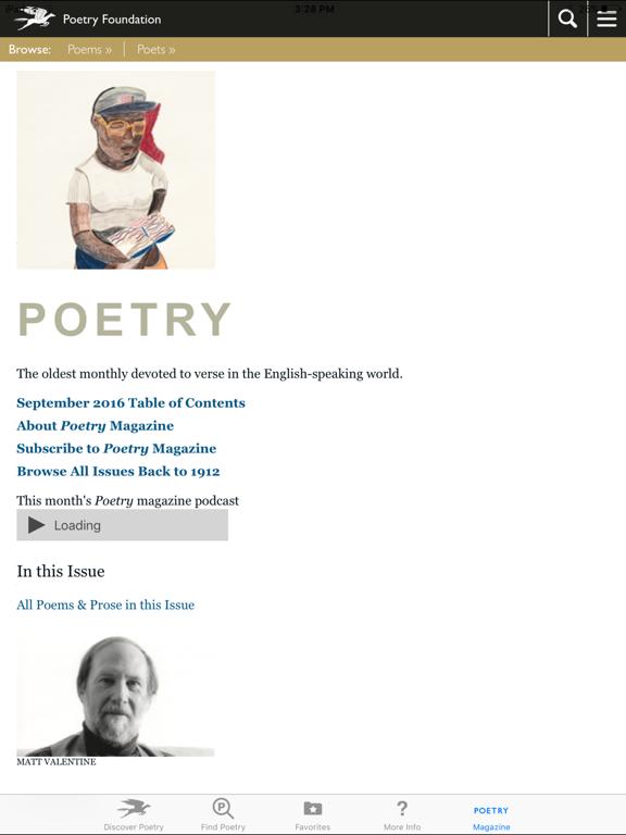 POETRY - The Poetry Foundation-ipad-3