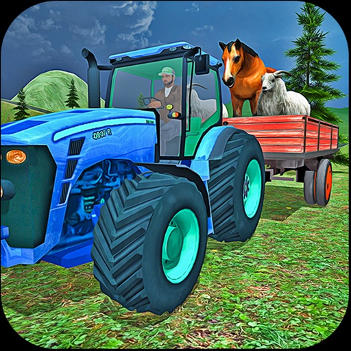 Transport Truck - Farm Animals