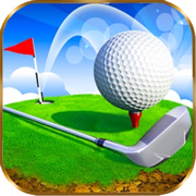 愤怒的原始人高尔夫球