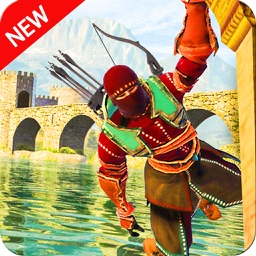 Clash of Archery War 3D